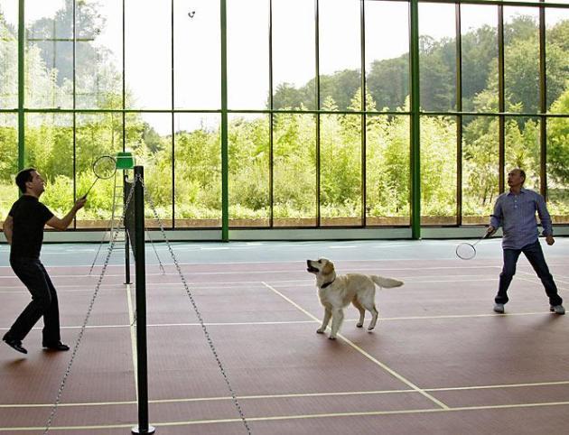 Putin Badminton