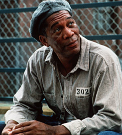 an analysis of the characters in the movie the shawshank redemption Shawshank redemption essays in the movie the shawshank redemption, the movie shows how prison life affects prisoners when they are released from jail in the movie there is an important character named andy andy was put in jail for the murder of his wife.
